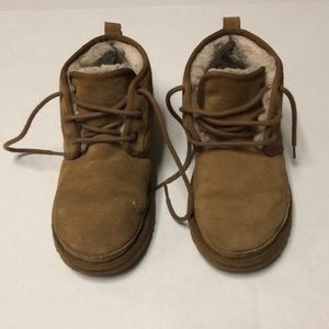 Ugg ankle booties size 8